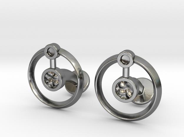 Hydrogen Cufflink