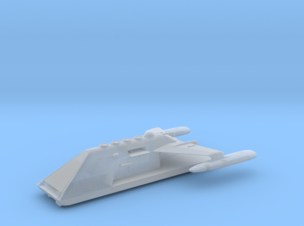STARFLEET TUG in Smooth Fine Detail Plastic