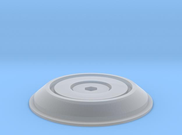 Mini BR Radar Base in Smooth Fine Detail Plastic