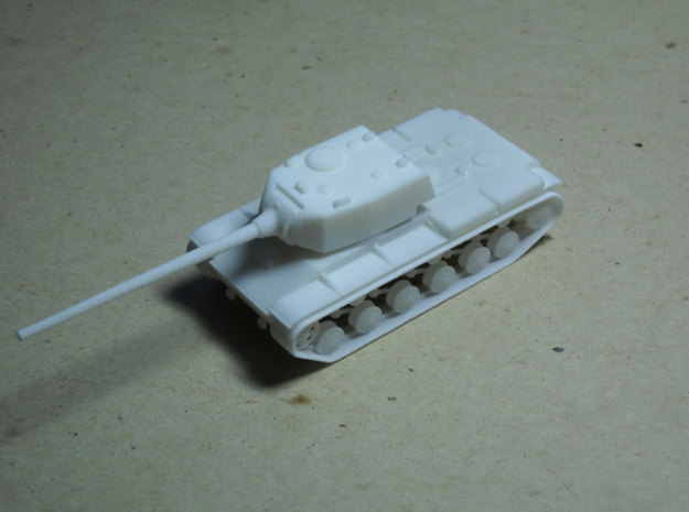 1/100 SIU-13 in White Natural Versatile Plastic