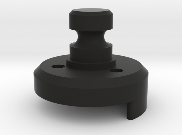Cinetape Bracket in Black Natural Versatile Plastic