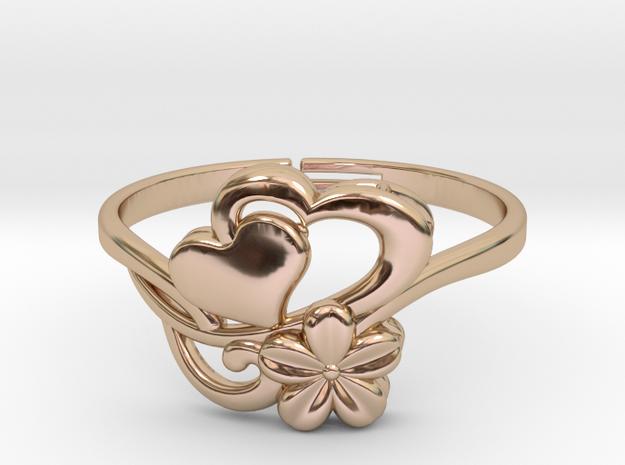 Flower Ring 1