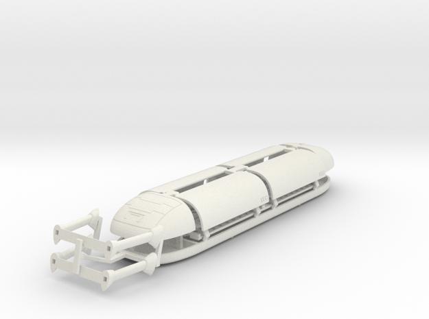 Pikaia Airspeeder - Luggage case
