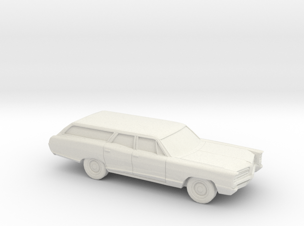 1/87 1966 Pontiac Bonneville Station Wagon