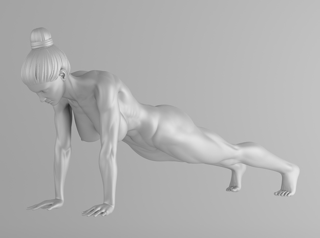 Fitness Girl 009 Scale 1/10