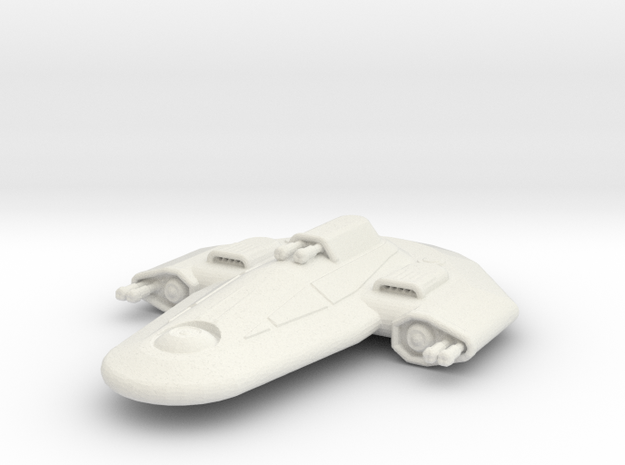 section 31 stealth ship in White Natural Versatile Plastic