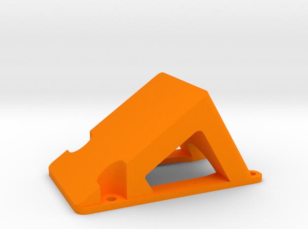 """Impulse RC Alien 5"""" camera Mount 35° for Runcam 1/ in Orange Processed Versatile Plastic"""