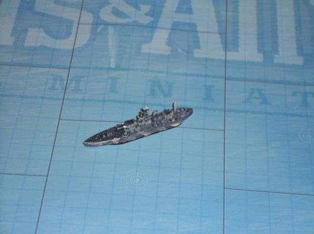 HMS Roberts 1/1800 in White Natural Versatile Plastic
