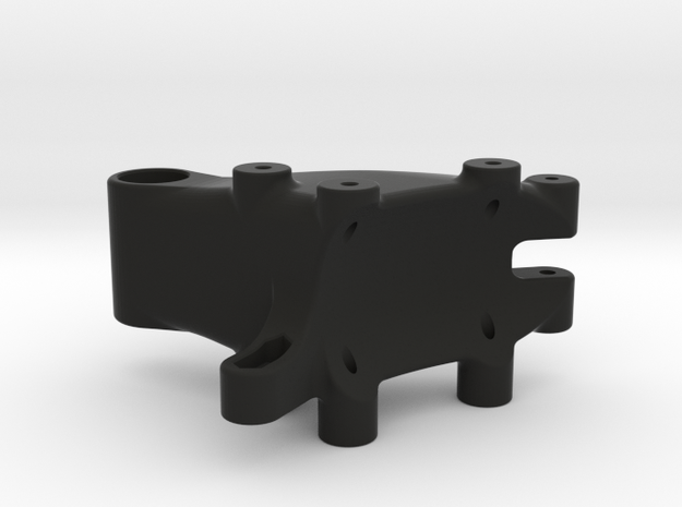 M3R Large Rear Wheel Conversion Swingarm Block in Black Strong & Flexible