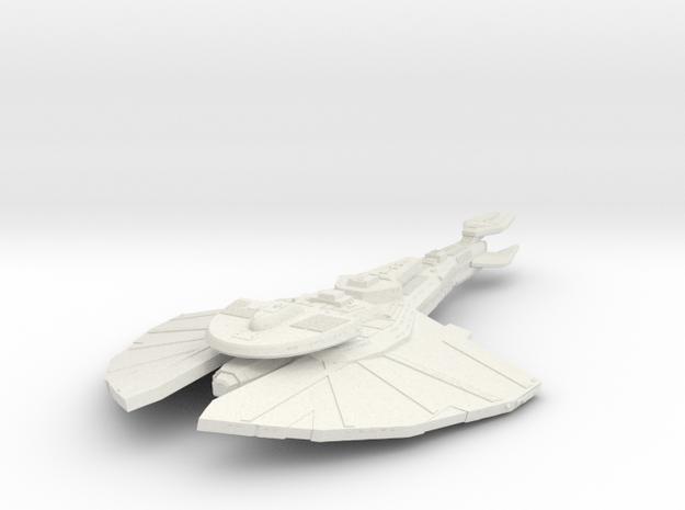 Kalor Class  HvyCruiser in White Strong & Flexible