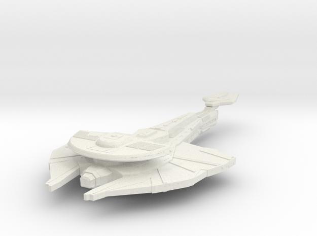 Valor Class LtCruiser in White Strong & Flexible