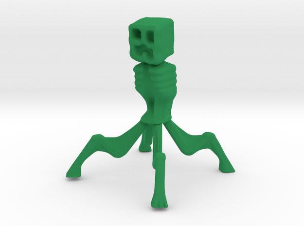 Old and Decreepit in Green Strong & Flexible Polished