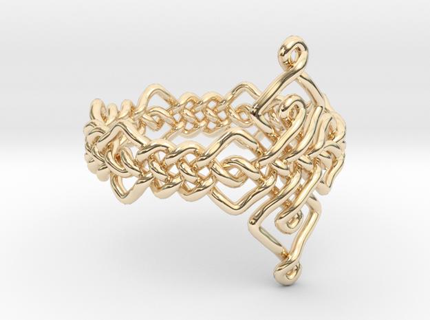 Celtic Ring - Size 9