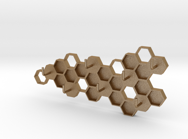Honeycomb Key Hanger