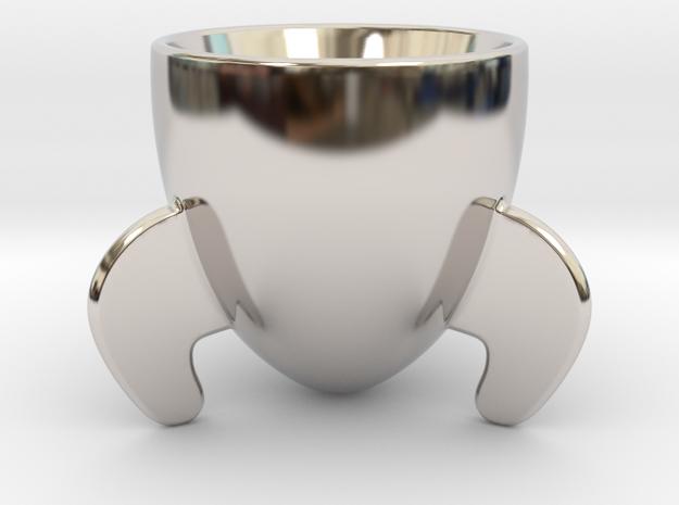 Rocket Espresso Cup 3d printed
