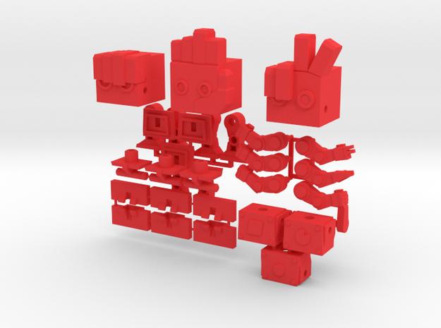 RPS BOTS 3d printed