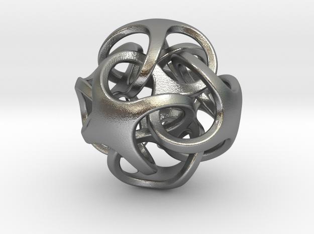 Metatrino Pendant 3d printed
