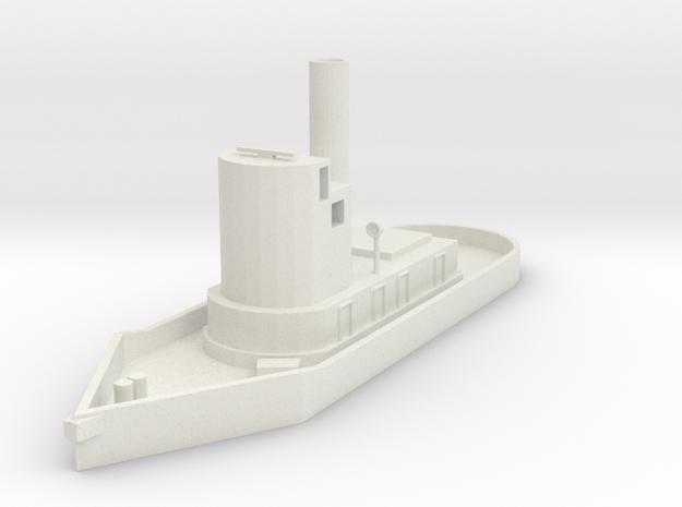 N scale steam tugboat