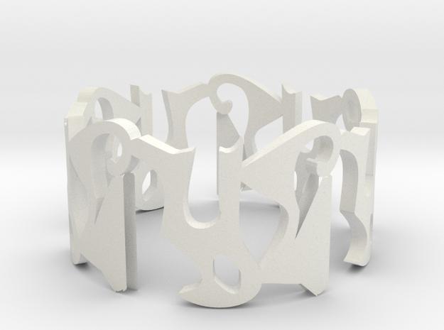 Model-47ae2bf81c53c3732cda0dc499fbb174 in White Natural Versatile Plastic