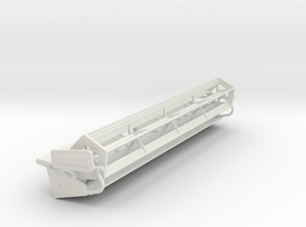N24 Rigid  in White Natural Versatile Plastic