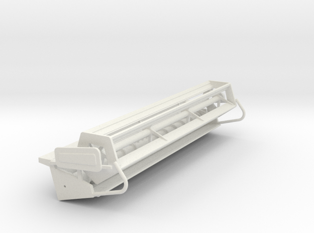 N20 rigid head in White Strong & Flexible