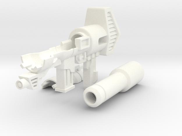 MP-10 Optimus Blaster - LED Ready 3d printed