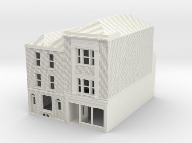 RHS-7-8 N Scale Rye High Street building 1:148