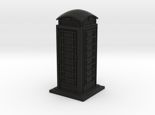 TT Gauge Phone Box
