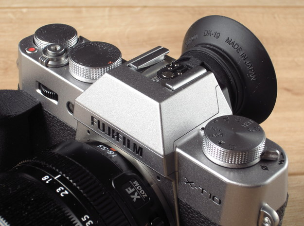 Eyecup Adapter for Fuji X-T10 / X-T20 V3