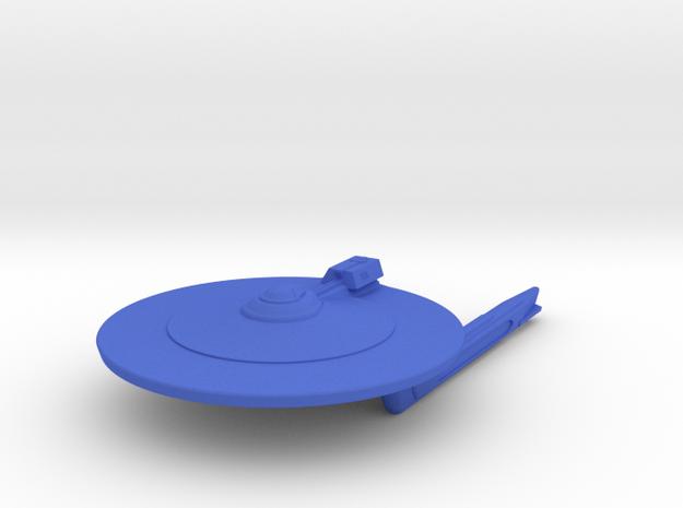 1/2500 Magellan Cruiser in Blue Processed Versatile Plastic