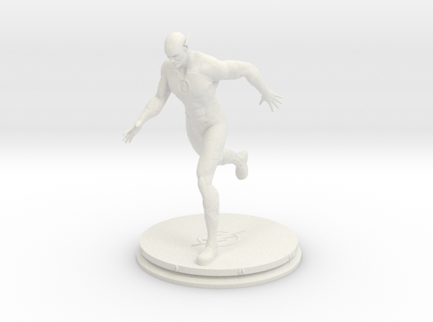 The Flash Statue 10 Cm