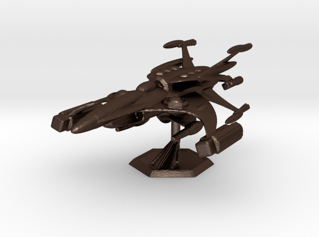 Star Sailers - SuperChase Fighter Upgrade 3d printed