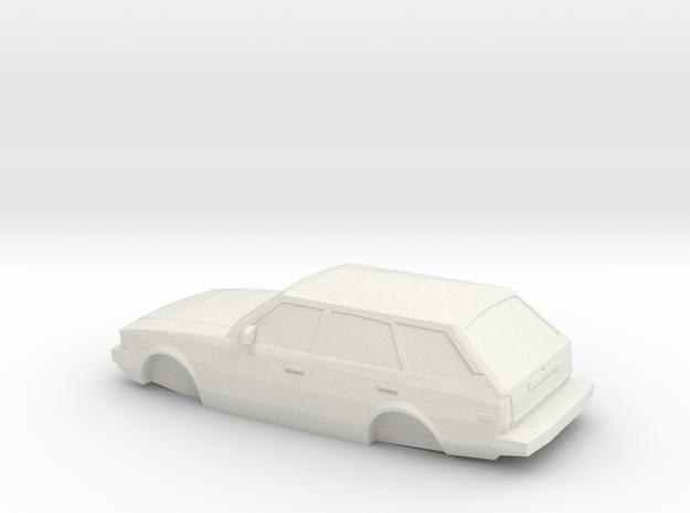 ho scale 1980-1983 toyota corolla wagon