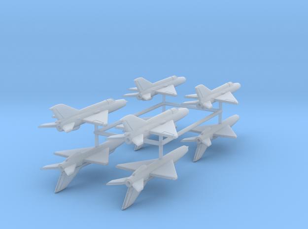 1/350 MiG-21bis (x8)
