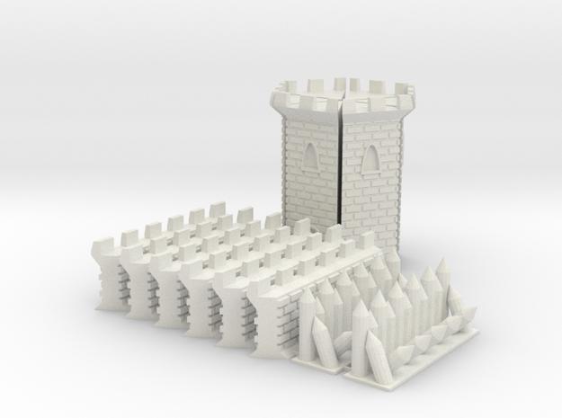 Castle Panic Castle Upgrade