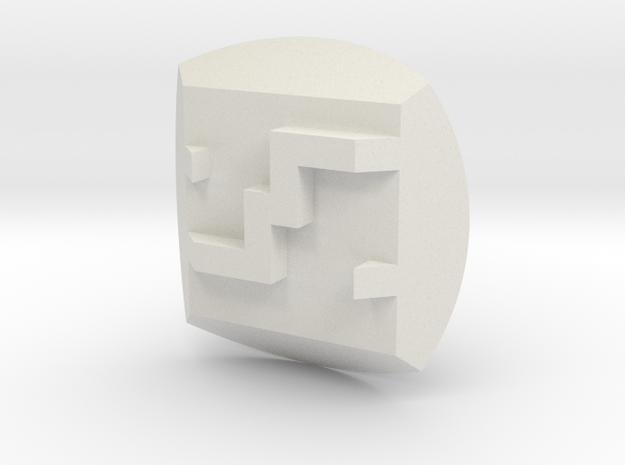 Kopaka Nuva Symbol in White Strong & Flexible