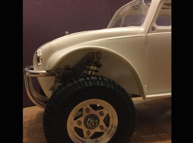 Scorcher Wheel Arch / Inner Fenders, Full Set