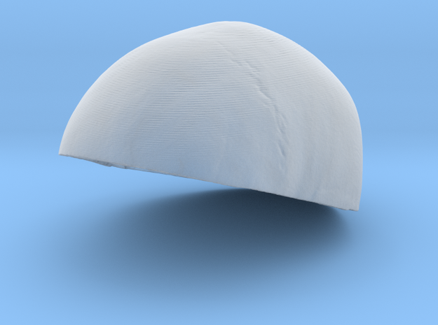 Subject 1i  | SkullCap in Smooth Fine Detail Plastic