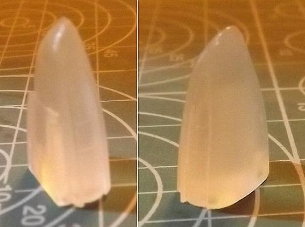 Destiny nose cone 3d printed Nose cone