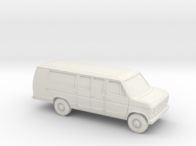 1/87 1975-91 Ford E-Series Van Extended