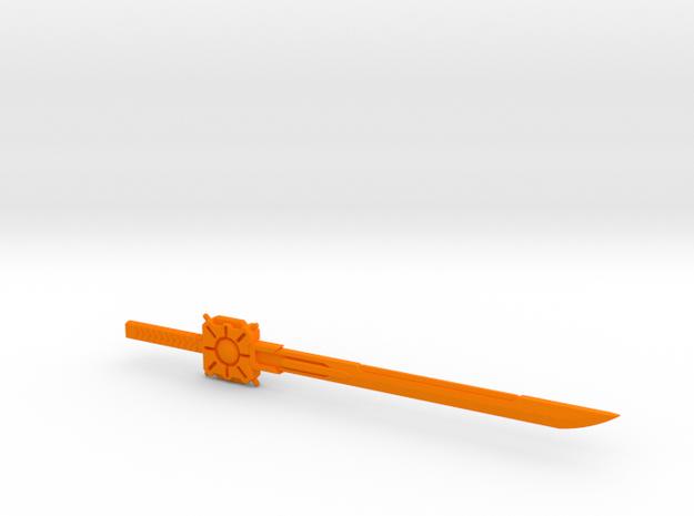 Drift Sword 3d printed