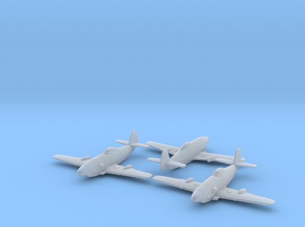 Messerschmitt Me 309 1/285 x3 FUD in Frosted Ultra Detail