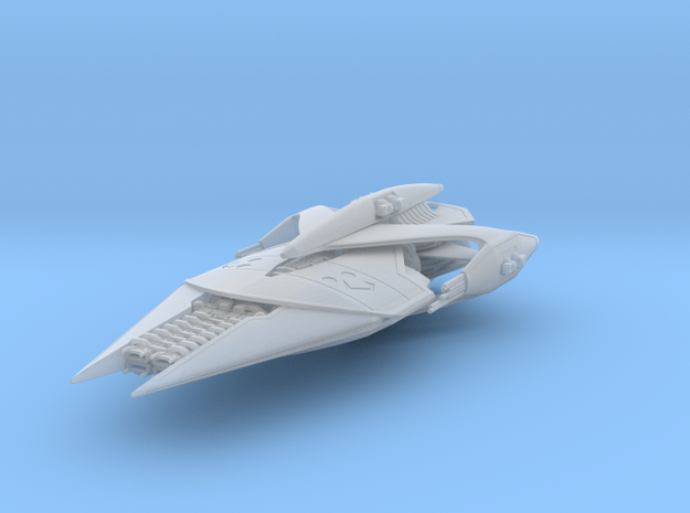 NR Carrier 10 Cm in Smooth Fine Detail Plastic