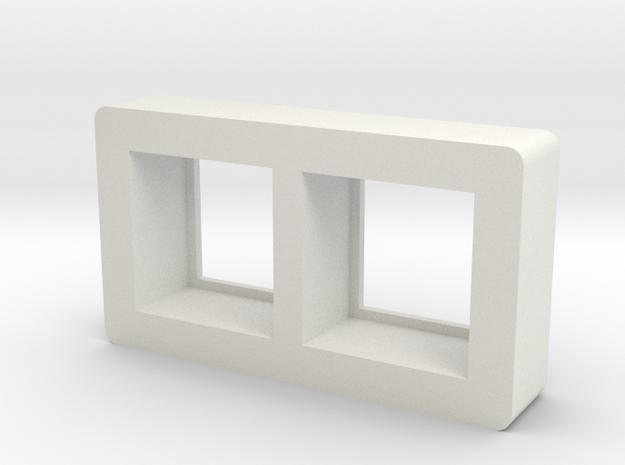 Cherry MX 2 Switch Tester in White Natural Versatile Plastic
