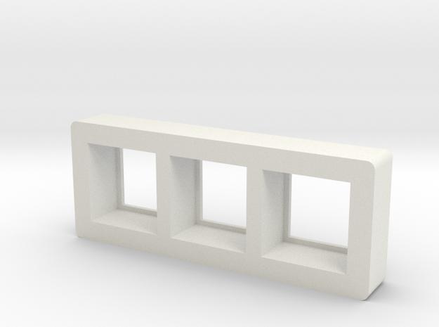 Cherry MX 3 Switch Tester in White Natural Versatile Plastic