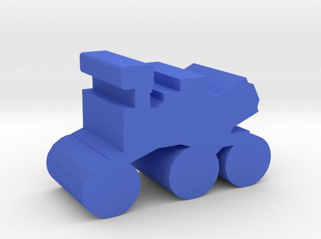 Game Piece, Rover Probe in Blue Processed Versatile Plastic