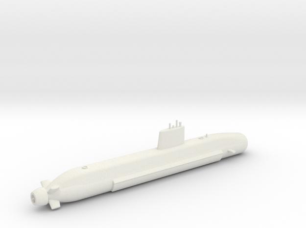1/700 Barracuda Class Submarine