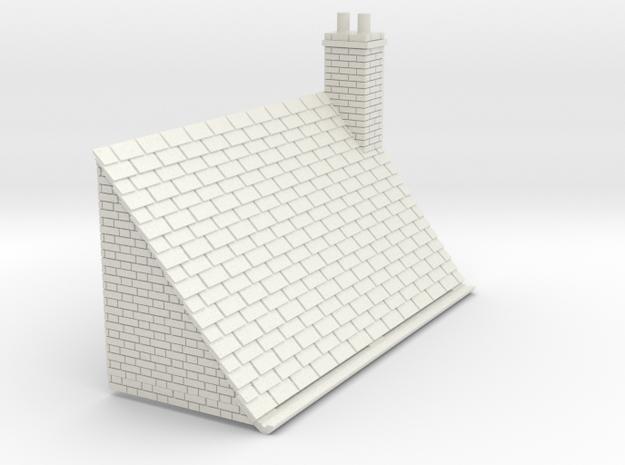 Z-76-lr-comp-l2r-level-roof-rc-rj in White Natural Versatile Plastic