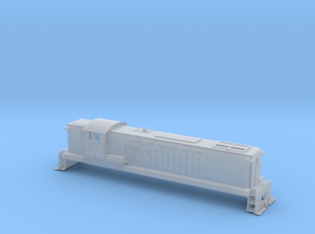 N scale Baldwin DRS 4-4-1500 3d printed