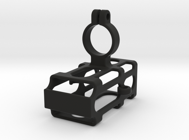 Movi Battery Holder in Black Strong & Flexible